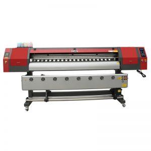 1.8m printer me lartësi ngjyrash me tre koka të printimit dx5 për shtypjen me t-shirt WER-EW1902