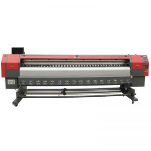 10feet printer me vinyl shumëngjyrësh me dx5 koka printer vinyl sticker RT180 nga CrysTek WER-ES3202