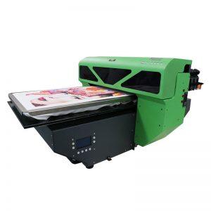 2018 WER china digital flatbed t-shirt WER-D4880T dtg printer për shitje