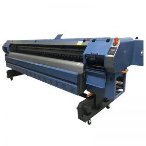 3.2m Konica 512i printhead dixhitale vinyl flex banner printer tretës / plotter / makinë shtypi WER-K3204I