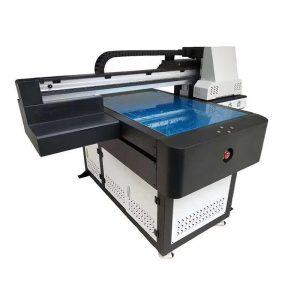 A1 Printer dixhital UV me platformë të bardhë me ngjyrë ECO me bojë tretëse WER-ED6090UV