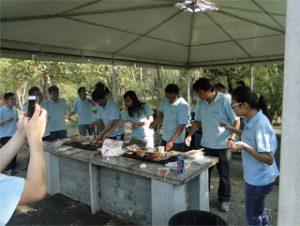 BBQ në Gucun Park, Vjeshtë 2014