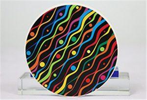 Mostrat e shtypjes qeramike nga kreu i Rioch UV WER-G2513UV