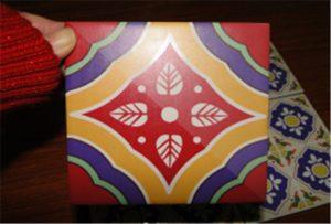 Mostra e pllakave qeramike të shtypur në printer A2 uv WER-D4880UV