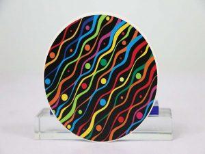 Zgjidhja e printimit me pllaka qeramike me një ndalesë