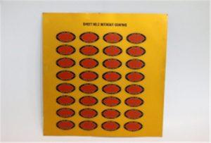 Mostra e printimit të Metalit në printer A3 UV WER-E2000UV