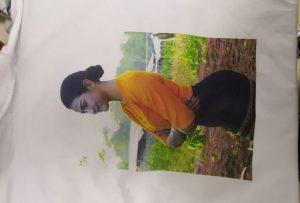 T-shirt shtypjen mostër për klientin Burma nga printer WER-EP6090T