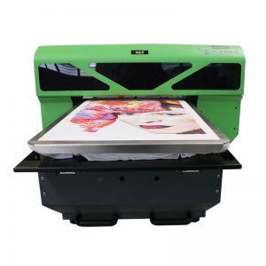 Madhësia A2 DTG drejtpërdrejtë në shtypësin e rrobave të shtypura të printerit të këmishës WER-D4880T