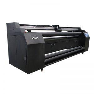 WER-E1802T 1.8m direkt në printer tekstili me printer me lartësim 2 * DX5