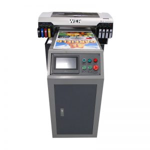 WER-EH4880UV A2 kreu i vetëm 4880 UV LED printer me platformë