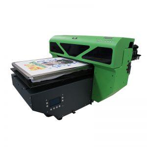 athena jet direkt në veshje tekstile shtypjen makinë t shirt printim me porosi mini A2 printer t shirt WER-D4880T