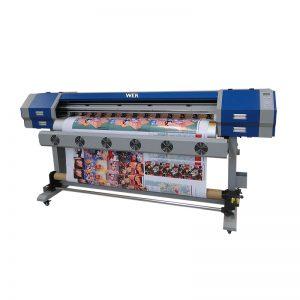 Printim dixhital i printerit e jet v22 makina lartësimit v25 me kokën e printimit dx5 ose E5113 WER-EW160