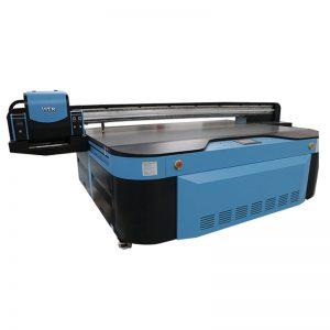 shtypës i rrafshët UV me cilësi të mirë për mur / pllakë qeramike / foto / akrilik / printim druri WER-G2513UV