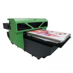 me cilësi të lartë printer inkjet a2 Printer UV me shtrat të sheshtë UV printer t-shirt WER-D4880T