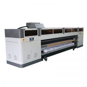 me shpejtësi të lartë me shpejtësi të lartë digjitale me bojë printer me ricoh gen5 kreu i printimit UV plotter WER-G-3200UV