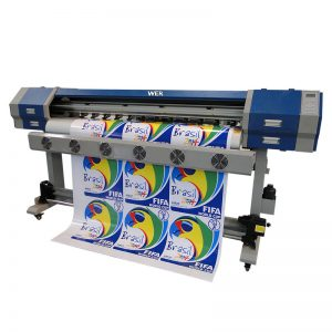 transferim sublimimi letër printer T-shirt sportive ndërgjegjshëm printer WER-EW160